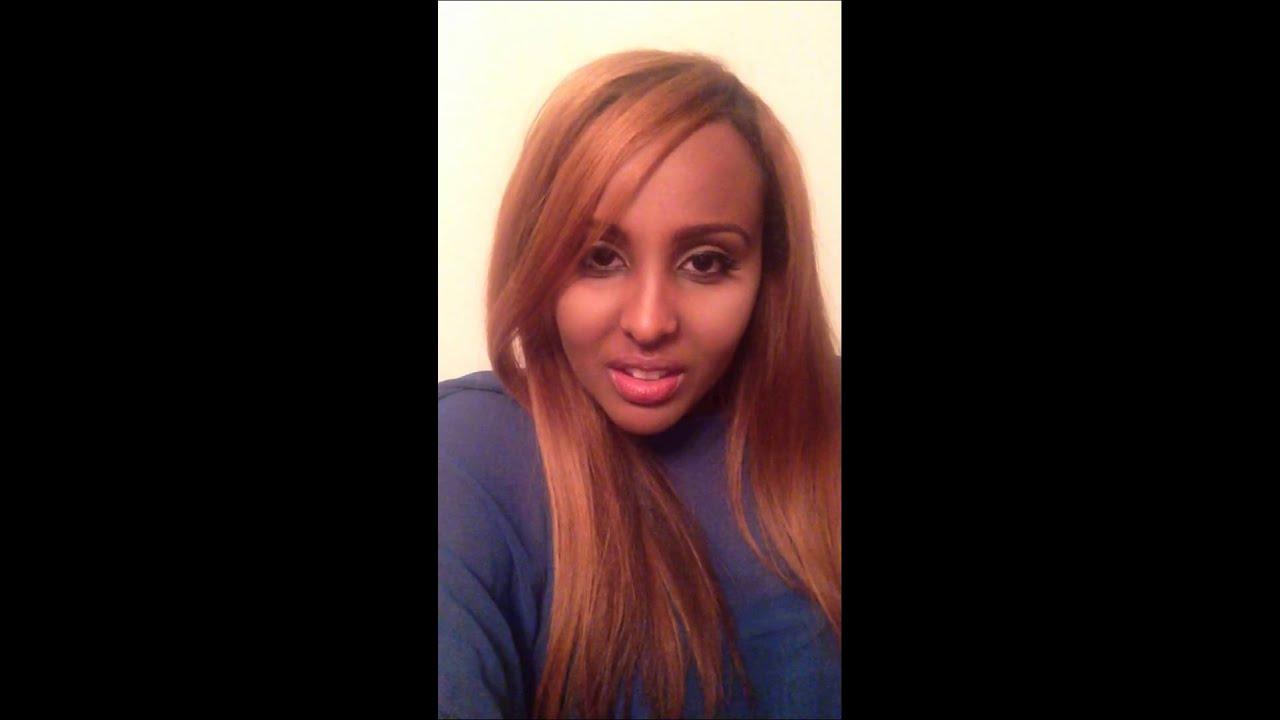 Sulekha Ali: Advice on Somalis Helping Other Somalis