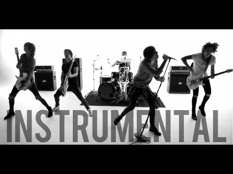 Asking Alexandria - The Black (Instrumental HQ)