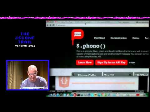 Mark Headd: JavaScript The Future of Telephony Application D