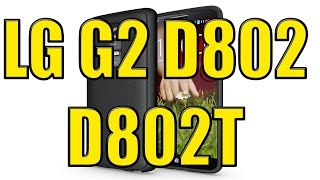 firmware lg g2 d802/d802t 16g . 32g without box for free