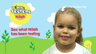 Little Tikes Tiny Testers Nilah - 2 in 1 Sand & Picnic Table