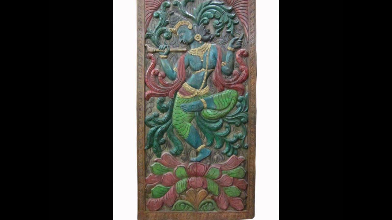 Antique Indian Doors - Antique Indian Doors - YouTube