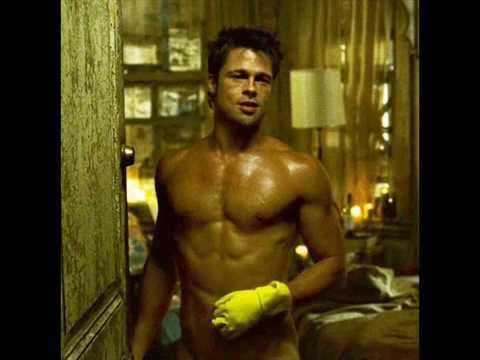 Fight Club Montage Brad Pitt Amp Edward Norton Youtube