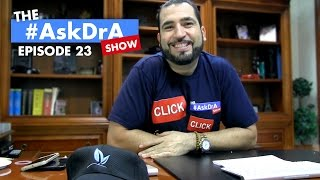 The #AskDrA Show    Episode 23   Hiccups, Outdoor Activities, Vitamin Patches