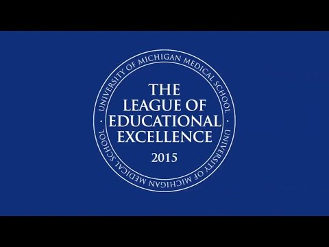 The League of Educational Excellence 2015 Induction Dinner