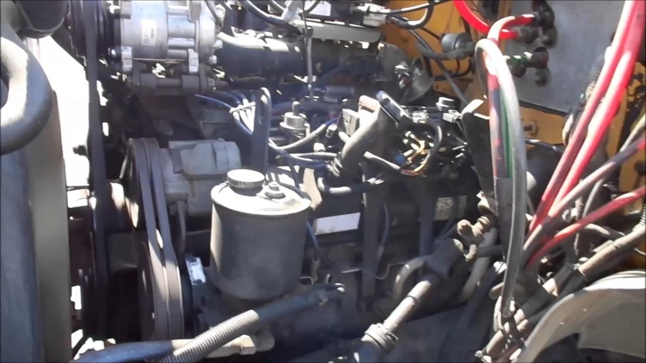 maxresdefault govdeals 1995 ford f700 box truck (7 0l v8 gasoline) youtube Circuit Breaker Box at eliteediting.co