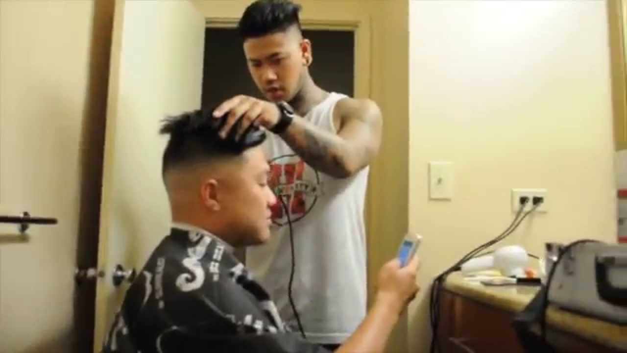 Timothydelaghetto haircut