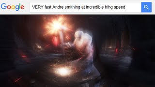 VERY fast Andre smithing at incredible hihg speed thumbnail