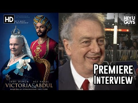 Director Stephen Frears - Victoria and Abdul Premiere Interview