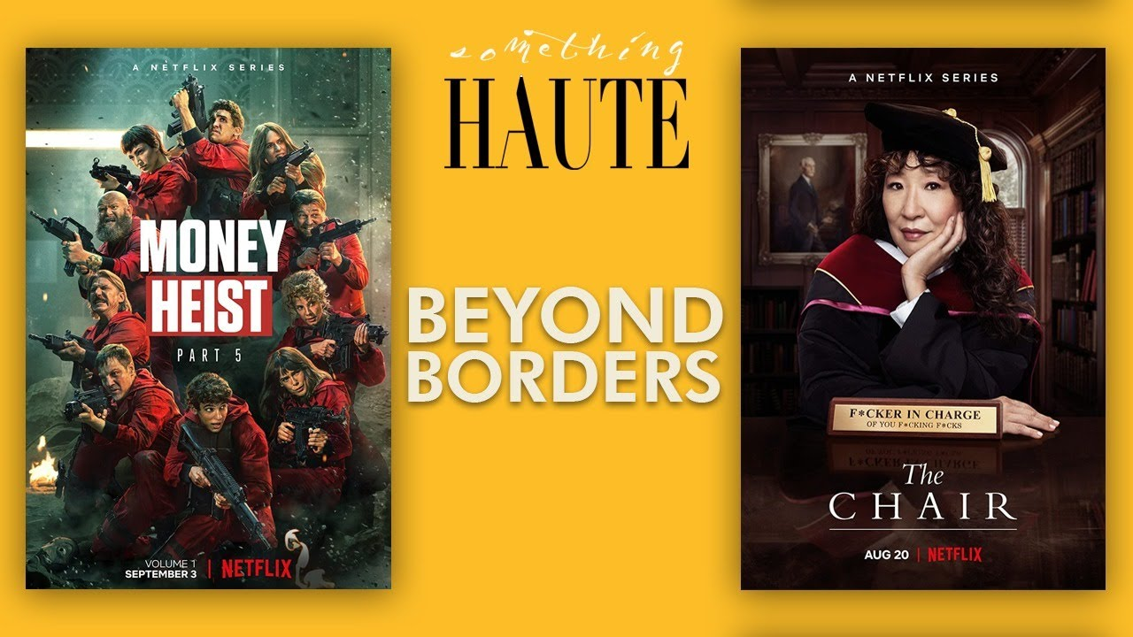 Download Is Money Heist Part 5 Worth Watching?   The Chair   Beyond Borders   Episode 4