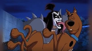 Scooby-Doo! & Kiss: Rock & Roll Mystery Interview - Comic-Con 2015