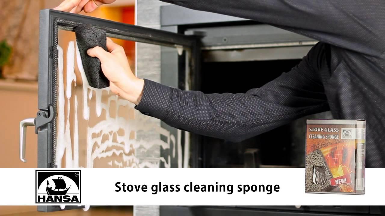 Stove glass cleaning sponge youtube planetlyrics Choice Image