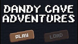 Dandy Cave Adventures Walkthrough