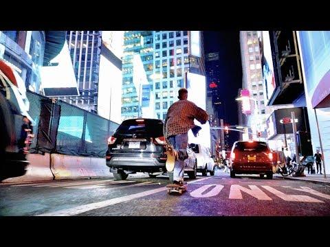 NEW YORK CITY SKATE LIFE