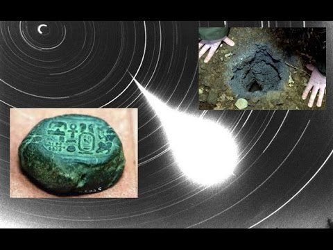 Incredible Meteorite Found With Hieroglyphics in 1908   Canada