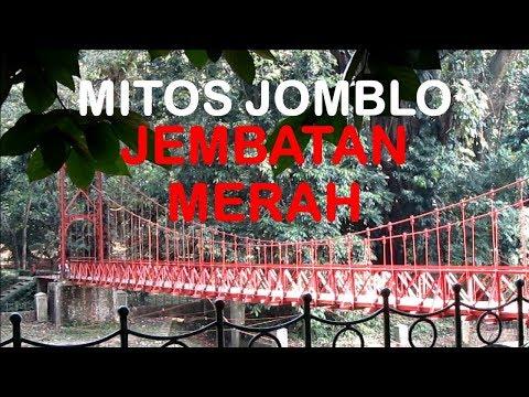 Mitos JOMBLO Jika Lewat Jembatan MERAH di Kebun Raya Bogor