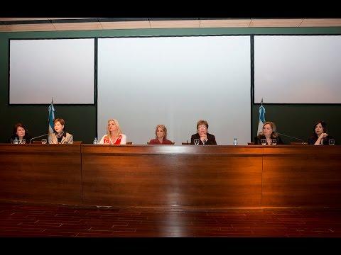 XXIII Encuentro Nacional de Mujeres Jueces de Argentina. Panel I