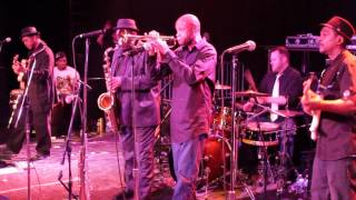 MOTOR CITY FUNK NIGHT Blackbyrd Revue featuring ALLAN BARNES & GORILLA FUNK MOB
