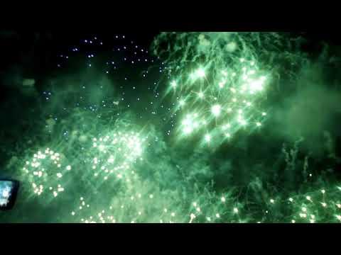 Fireworks 2020, The Pointe/The Atlantis Palm Jumeirah Dubai 🇦🇪 #YearEnd2019 #HappyNewYear!