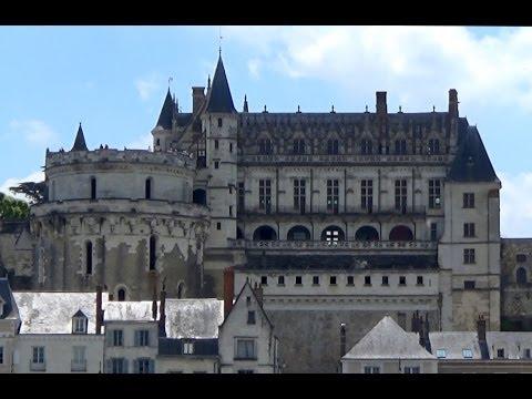 Château d'Amboise, Amboise, Indre-et-Loire, Centre, France, Europe