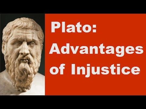 plato ring of gyges In chapter 2 of the the republic glaucon, the brother of plato, challenged socrates to provide a reason to act morally even when immorality appeared more profitable he related the story of the ring of gyges, a ring which gives the wearer invisibility and hence preserves his (or her ) anonymity in committing the most egregious of crimes.