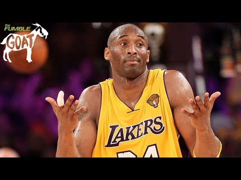 Kobe Bryant, the Black Mamba -Fumble GOAT Series