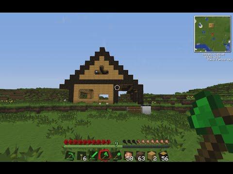 Tekkit cu avg - ep 10 - casuta vesela (modded Minecraft)