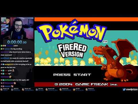 Pokemon FireRed Randomizer - Full Game, Actual Success Somehow