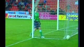 2009 (October 14) Czech Republic 0-Northern Ireland 0 (World Cup Qualifier).avi