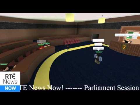[EIRE] Parliament Sessions 5-8-16