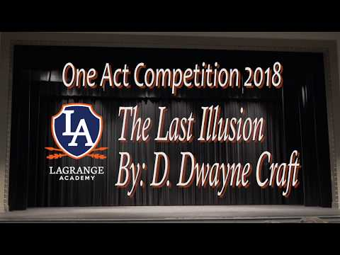 LaGrange Academy - One Act Play Competition - 10/31/2018