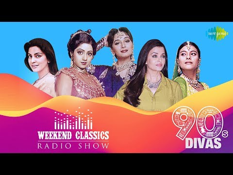 Weekend Classic Radio Show | 90's Divas Special | J Ruchi