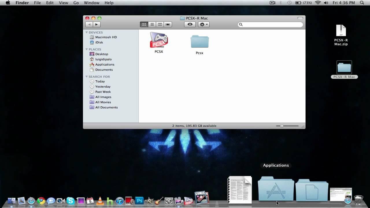 psx mac emulator mountain lion