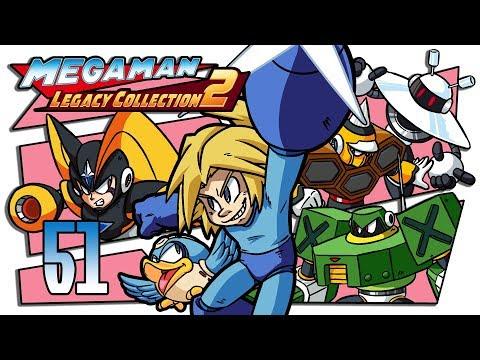 Let's Play Mega Man Legacy Collection 2 [German][Blind][#51] - Der Roboenza-Virus!