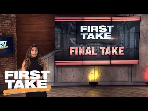 Molly Qerim: The Stick-To-Sports Era Is Officially Over   Final Take   First Take   ESPN
