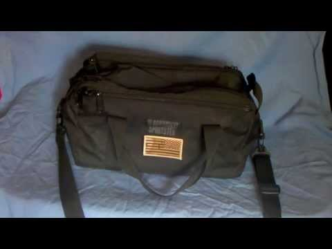 Blackhawk Sportster Pistol Range Bag Gear Review