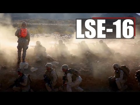 LSE-16 | I MEF simulates planning, deployment and combat operations