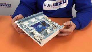 Видеообзор рамки для фото «Морское побережье»