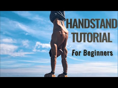 HANDSTAND JOURNEY - PART 1 | Beginner Handstand Tutorial
