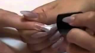 Уроки наращивания ногтей
