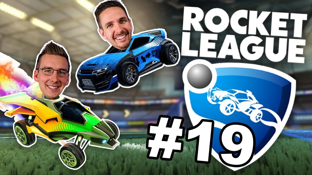 Video Games Make Me Sing! | Rocket League #19