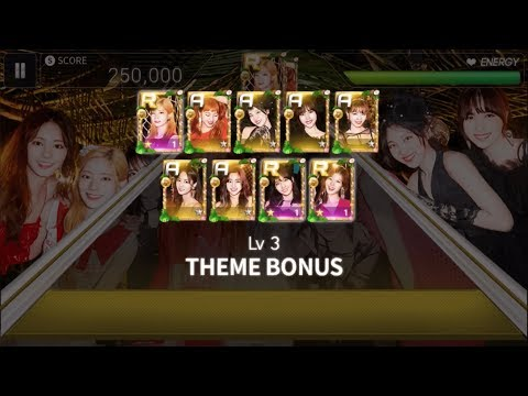 [SuperStar JYPNation] TWICE - Dance The Night Away (Complete 'Summer Nights' LE Theme)