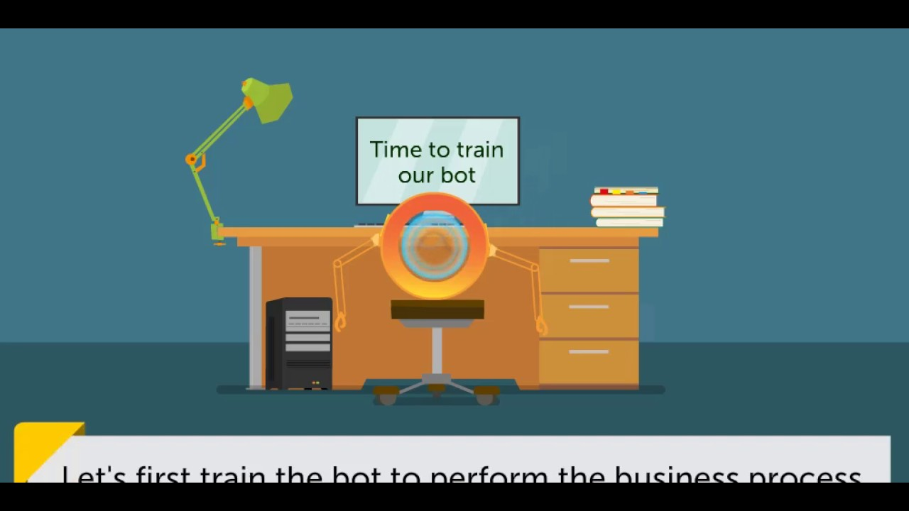 Robotic Process Automation  Rpa  Basics In Automation