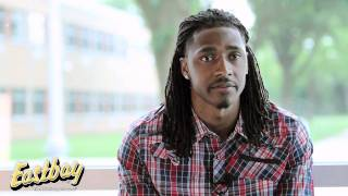 Tramon Williams on advice and influences - Eastbay