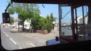 Around Clacton by Crossley bus - ride part 3