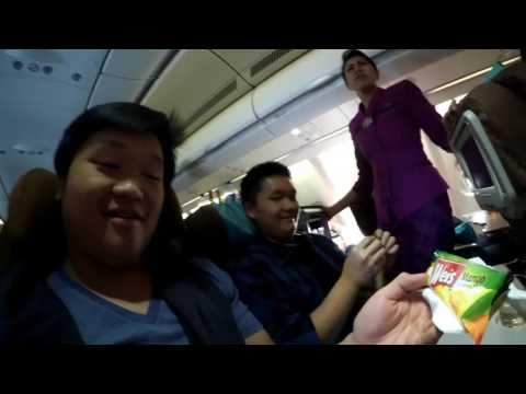 Vlog- Garuda Indonesia (Sydney - Denpasar (Bali) - Jakarta)