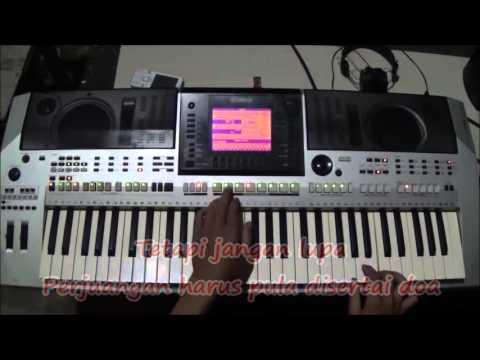 Karaoke Perjuangan dan Doa Rhoma Irama Organ Tunggal dengan Lirik tanpa Vokal