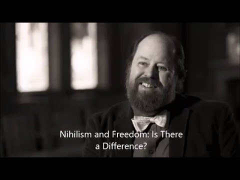 David Bentley Hart - Nihilism and Freedom: Is There a Difference?