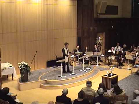 "Temple Israel Kol Nidre ""Purple"" Service Sermon with Rabbi Jeremy Morrison"