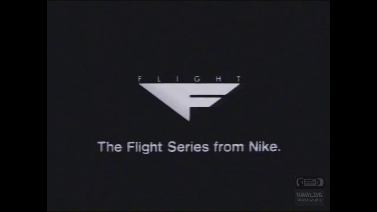 Nike Flight Series featuring Gerald Wilkins & Super Dave Osborne